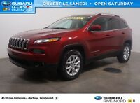 2014 Jeep Cherokee North 4x4 BLUETOOTH/CAMERA RECUL/