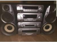 5 Cd Technics Hifi £150