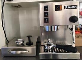 Italian espresso machine Rancillio