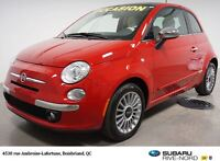 2013 Fiat 500 Lounge CUIR TOIT MAGS