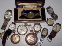 Cash Paid for Vintage Jewellery, Silver, Watches, Military.