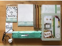 First Edition Foil Applicator Machine Starter Kit - never used