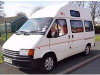 Ford Transit 1987 Campervan