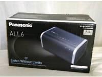 Panasonic ALL6 40 W Powerful Multi-Room Speaker- Black