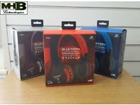 Bluetooth Wireless Headphones with hands free Mic, SM-896