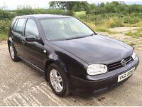 SEPT 2003 VW GOLF 1.6 MATCH *FULLMOT*