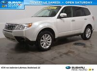 2012 Subaru Forester 2.5X Touring MANUELLE