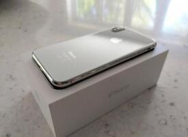 iPhone X brand new 256GB white