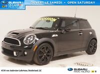 2011 MINI COOPER S 1.6L TURBO *CUIR*TOIT PANORAMIQUE