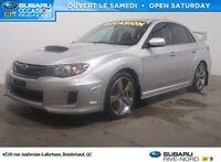 2011 Subaru Impreza WRX STi **CERTIFIÉ**