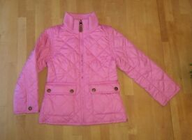 Ralph Lauren Girls Pink Jacket Age 4