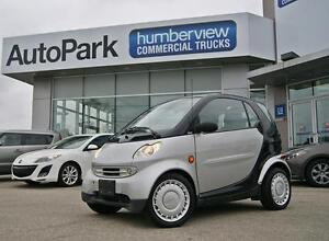 2006 Smart Fortwo Pulse CDI| LOW KM| GLASS ROOF|