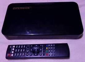 Openbox satellite tv box