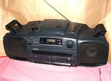 Vintage Philips Radio Cassette Corder & CD Player: AZ8400 / 33R Lidcombe Auburn Area Preview