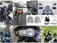 Triumph Tiger 800 Madstat Screen ( Brackets and winglets included)