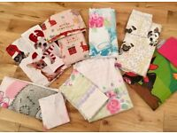 Girls single bedding , one pillowcase and quilt cover