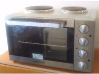 """Morphy Richards Mini Oven. Model """" KWS1128HQ-F2UC """""""