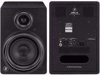 Mackie MR8 MK2 (pair) Studio Monitors