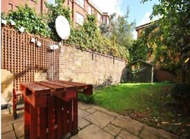 Beautiful Three Bed House located Moments From Denmark Hill, Private Garden And All Bills Included!