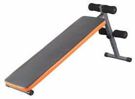 Sit Up Bench Heavy Duty Exercise Bench, Ab Bench UKFitness NEW IN BOX