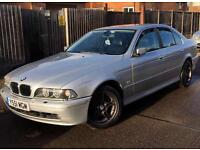 BMW 530d E39 5 SERIES DIESEL AUTO - OPEN TO OFFERS