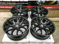 "19"" AXE CS lites Alloy Wheels 5x112"