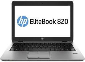 HP 820 G1 LAPTOP WINDOWS 10 CORE i7-4500U WEBCAM 500GB 8GB 12.5 LCD
