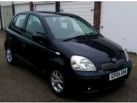 2004 Toyota Yaris 1.3 VVT-i T Spirit 5dr AUTO 1 OWNER FULL TOYOTA HISTORY (t-z awesome-cars)
