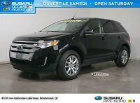 2012 Ford Edge Limited AWD *CUIR*NAVI*FOGS