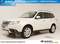 2012 Subaru Forester 2.5X Touring*TOIT PANORAMIQUE