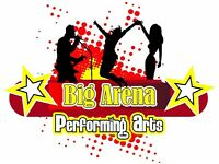 Big Arena Performing Arts Bilston - Drama/Dance and Singing lessons for children aged 4-18