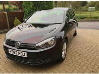 2012 Volkswagen Golf 1.6 TD BlueMotion Tech Match CC Ltd Edn DSG 5dr