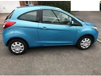 Ford KA 1.2 Style 3dr Blue - JUST HAD MOT