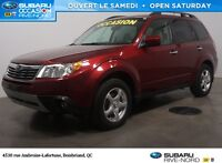 2010 Subaru Forester X Limited TOIT PANO/CUIR
