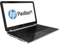 "2014 HP PAVILION/AMD QUAD-CORE/8GB RAM/4GB GRAPHICS/750GB HD/DVD-RW/WI-FI/BT/HDMI/CAMERA/15.6"""
