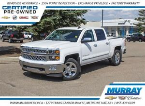 2015 Chevrolet Silverado 1500 LTZ *4WD *6.2L V8 *Leather *Sirius