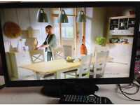 Samsung 22 inch Full HD 1080p LED Tv with Freeview,100Hz Full HD 1080p LED TV