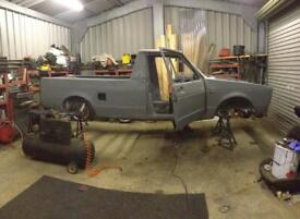 image for Mk1 caddy project
