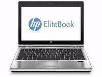 HP EliteBook 2570p Laptop Core i7-3520M 2.90GHz 8GB Ram 500GB HDD Windows 10 - £210