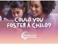 Foster Carers urgently required, apply now with Kindercare