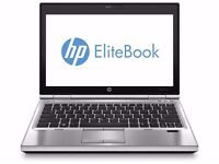 HP EliteBook 2570p Laptop Core i7-3520M 2.90GHz 4GB Ram 320GB HDD Windows 7- £180