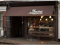 WAITING STAFF & CAFÉ ALL ROUNDER - FULL TIME & WEEKEND VACANCY - HIGHBURY N5