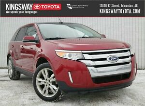 2013 Ford Edge AWD Limited Edition