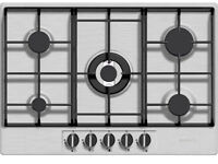 BRAND NEW* Baumatic Model: BHG720SS Built In 70cm 5 Burners* Gas Hob Stainless Steel £230