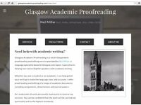 Proofreading and editing for university students