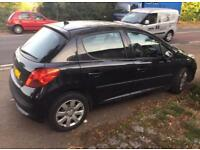 Peugeot 207 1.4 VTI S 2007 (57) - Good Mileage