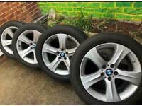 "19"" BMW X6 genuine alloy wheels"