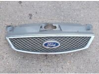 2005 Ford Mondeo Ghia X Titanium Front Facelift Grill - 2004 Chrome Grille