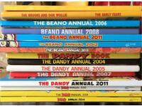15 comic annuals