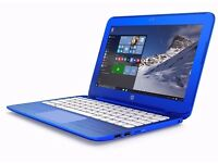 "HP 13 Stream Laptop 2GB RAM Intel Graphics 13"" full HD screen Like New"
